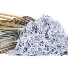Унищожаване на хартиени документи и архиви чрез шредиране