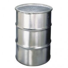 200-литров метален варел с отваряем капак