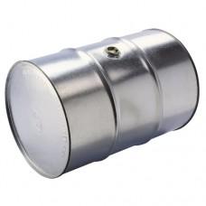 200-литров метален варел със странична пробка (дебелина 1,2 мм)