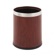 10-литрово кошче с рамка (имитация на дърво + неръждаема стомана)