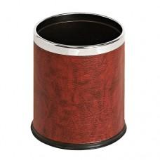 10-литрово кошче с рамка (имитация на кожа + неръждаема стомана)