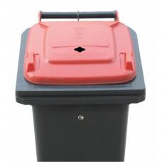 120-литров пластмасов контейнер за събиране на батерии