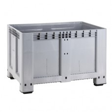 525-литров усилен пластмасов контейнер за акумулатори