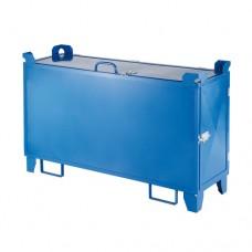 640-литров метален контейнер за флуоресцентни лампи