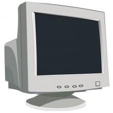 Рециклиране на CRT монитор